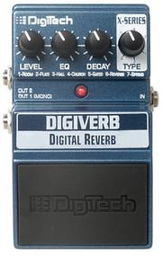 Digitech XDV Digital Reverb Guitar pedal with 7 reverb types