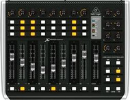 Behringer      Universal USB/MIDI Controller with 9 Touch-Sensitive Motor Faders