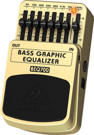 Behringer Ultimate 7-Band Graphic Equalizer