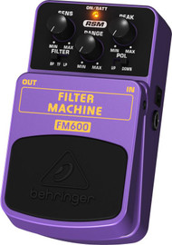 Behringer Ultimate Filter Modeling Effects Pedal