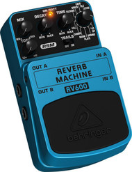 Behringer Ultimate Reverb Modeling Effects Pedal