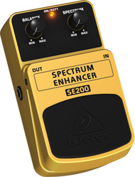 Behringer Sound Enhancement Effects Pedal