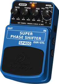 Behringer Ultimate Phase Shifter Effects Pedal