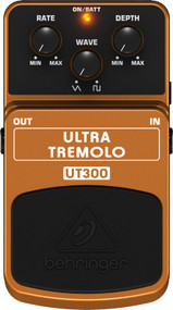 Behringer Classic Tremolo Effects Pedal