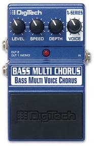 Digitech XBC Bass multi-chorus pedal