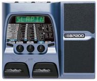 Digitech BP200 Bass modeler / processor of cv pedal and adaptor Discontinued