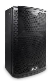 Alto Black 10 2-Way 2400W Loudspeaker with Wireless Connectivity -BLACK10X110