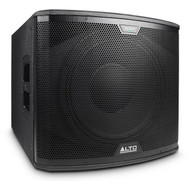 Alto Black 15 SUB 2400W Active Subwoofer -BLACK15SUBX110