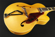 Gretsch G100CE Synchromatic Archtop Cutaway Electric Rosewood Fingerboard - Flat Natural (870)