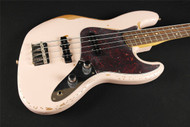 Fender Signature Model FLEA Jazz Bass, Rosewood Fingerboard, Roadworn Shell Pink (624)