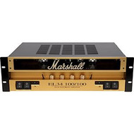 Marshall EL34-100-100 3U 100W + 100W Stereo Valve Power Amplifier