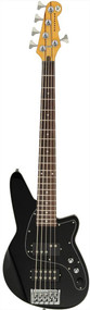 Discontinued - Reverend Mercalli 5 Midnight Black - MRC5