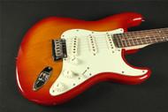 Squier Squier Standard Stratocaster- Rosewood Fingerboard- Cherry Sunburst