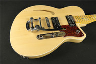 Reverend Club King RT Bigsby Natural - CKRT 1