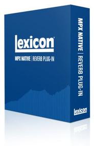 Lexicon PLMPXR AAX/VST/AU/RTAS Reverb Plug-in