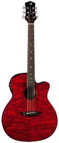 LUNA Gypsy Quilt Ash A/E Trans Red