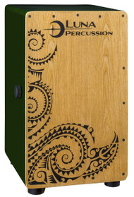 LUNA Luna Cajon Green with Bag