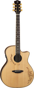 LUNA Vicki Genfan Signature Acoustic/Electric