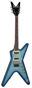 Dean ML 79 Floyd Blue Burst