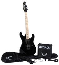 Dean Custom Zone Pack CBK w/Amp & Acc