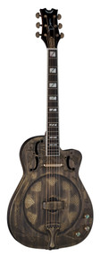 Dean Resonator Thin Body Electric CAW Brass