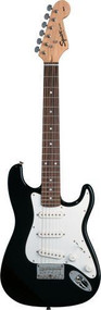 Squier by Fender Mini Rosewood Fingerboard - Black(Refurbished)