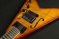 Dean V Dave Mustaine StradiVMNT VSB w/Case (136)