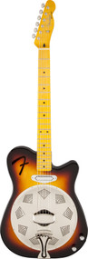 Fender Reso-Tele® Rosewood Fingerboard 3-Color Sunburst 0955010000
