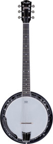 Fender Rustler 6-String Banjo, 3-Color Sunburst 0955616021