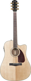Fender CD 320ASCE Dreadnought Cutaway AcousticElectric Guitar Natural 0960320021