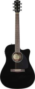 Fender CD 140SCE Black 0961514006