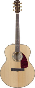 Fender CJ-290S Jumbo Flame Maple, Solid Spruce Top, Natural 0961562021