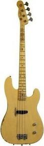 Fender Custom Shop Dusty Hill Signature Precision Bass - Nocaster Blonde (0158602899)
