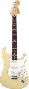 Fender Malmsteen Stratocaster Rosewood Vintage White Artist Series E. Guitar