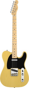 Fender American Vintage '52 Telecaster® Maple Fingerboard Butterscotch Blonde