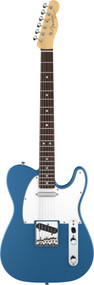 Fender American Vintage 64 Telecaster, Round-Lam RW Fingerboard Lake Placid Blue