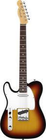 Fender American Vintage 64 Telecaster Left-Handed Round-Lam RW 3-Color Sunburst