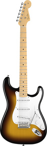 Fender American Vintage '56 Stratocaster® Maple Fingerboard 2-Color Sunburst