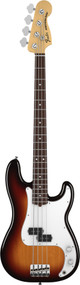 Fender American Special Precision Bass Rosewood 3 Tone Sunburst With Gig Bag