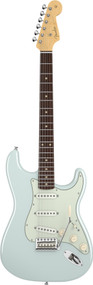 Fender American Vintage 59 Stratocaster Slab Rosewood Faded Sonic Blue