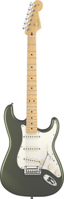 Fender American Standard Stratocaster 2012 Maple Neck Jade Pearl Metallic