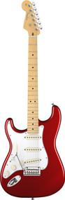 Fender American Standard Stratocaster Left-Handed Maple Fingerboard Mystic Red