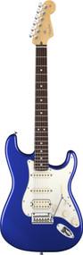 Fender American Standard Stratocaster HSS Rosewood Fingerboard Mystic Blue