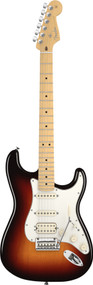 Fender American Standard Stratocaster 2012 HSS Maple Neck 3-Color Sunburst