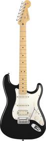 Fender American Standard Stratocaster 2012 HSS Maple Neck Black 0113102706