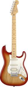 Fender American Standard Stratocaster HSS, Maple Fingerboard, Sienna Sunburst