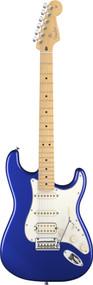 Fender American Standard Stratocaster HSS Maple Fingerboard Mystic Blue