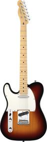 Fender American Standard Telecaster 2012 Left Handed Maple Neck 3-Color Sunburst