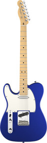 Fender American Standard Telecaster Left Handed Maple Fingerboard Mystic Blue