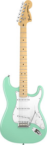 Fender American Special Stratoscaster Maple Fingerboard Surf Green 0115602357